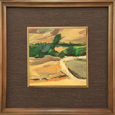 بابک کبود | رنگ روغن روی بوم | قیمت 1,000,000 تومان، با 30% تخفیف در نمایشگاه شبتاب 700,000 تومان