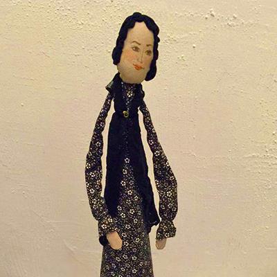 مهتا معینی | 13 × 22 × 26 سانتیمتر | قیمت 800,000 تومان، با 30% تخفیف در نمایشگاه شبتاب 560,000 تومان