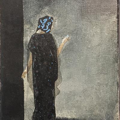 رضوان صادقزاده | رنگ روغن روی بوم | 20 × 25 سانتیمتر | 1394 | قیمت 2,500,000 تومان، با 30% تخفیف در نمایشگاه شبتاب 1,750,000 تومان