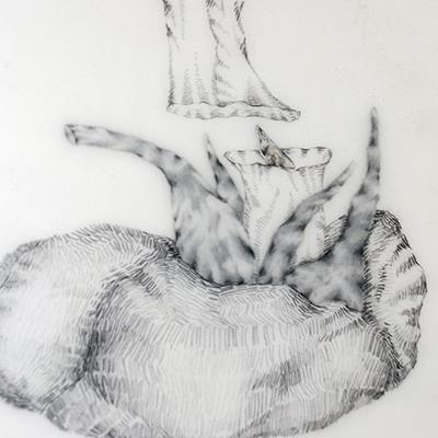 مهدیه ابوالحسن | ترکیب مواد | 21 × 30 سانتیمتر |  قیمت 700,000 تومان، با 30% تخفیف در نمایشگاه شبتاب 500,000 تومان