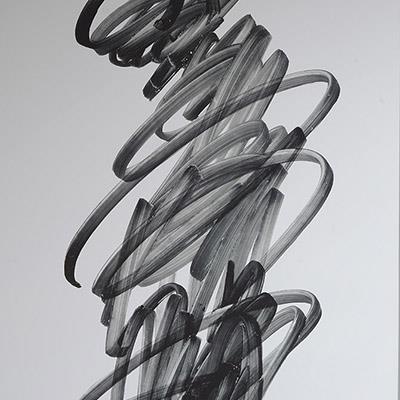 Kourosh Shishegaran | Digital Print on Canvas | 200 X 100 cm | Unique Ed. | 60,000,000 T, Discount for Firefly (40,000,000 T