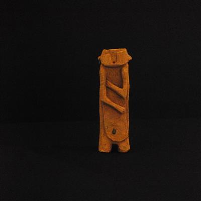 مریم کوهستانی | سفال | 2 × 4 × 14 سانتیمتر | قیمت 150,000 تومان