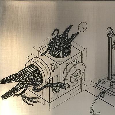 امیرنصر کمگویان | فتوگراور | 19.5 × 13.5 سانتیمتر | قیمت 2,000,000 تومان، با 30% تخفیف در نمایشگاه شبتاب 1,400,000 تومان