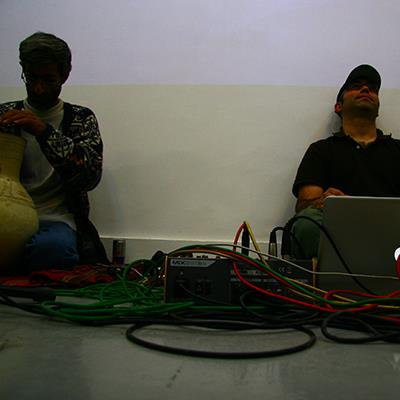 The 11 and Mousa Kamali | Audiovisual Performance