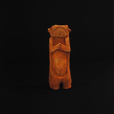 مریم کوهستانی | سفال | 2 × 4 × 12.5 سانتیمتر | قیمت 150,000 تومان