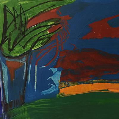 مهشید رحیمتبریزی | اکریلیک روی مقوا | 64 × 39 سانتیمتر | 1381 |  | قیمت 2,200,000 تومان، تخفیف در نمایشگاه شبتاب 1,700,000 تومان