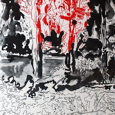 علی نصیر | چاپ دستی | 55 × 55 سانتیمتر | نسخه 11 از 13 | قیمت 900,000 تومان، تخفیف در نمایشگاه شبتاب 630,000 تومان  - فروخته شد