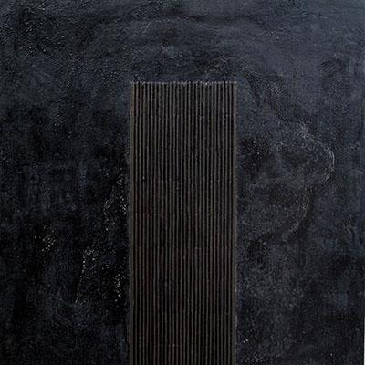 جواد مدرسی | ترکیب مواد روی بوم | 50 × 50 سانتیمتر | قیمت 1,600,000 تومان، تخفیف در نمایشگاه شبتاب 1,100,000 تومان  - فروخته شد