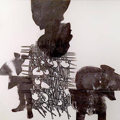 رضا عابدینی | فتوترانسفر روی کاغذ | 57 × 40 سانتیمتر | تکنسخه | قیمت 5,000,000 تومان، با 30% تخفیف در نمایشگاه شبتاب 3,500,000 تومان -فروخته شد