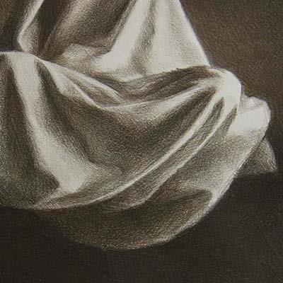 لیلی رشیدی | مداد رنگی روی کاغذ | 21 × 17 سانتیمتر | 1395 | قیمت 1,650,000 تومان، با 30% تخفیف در نمایشگاه شبتاب 1,150,000 تومان