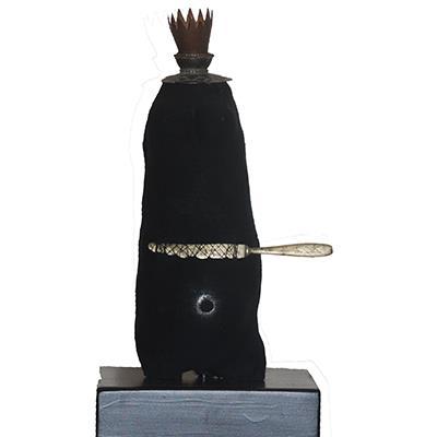 پریا صحیحی | ترکیب مواد | 17.5 × 12.5 × 35 سانتیمتر | 1391 | قیمت 1,500,000 تومان، تخفیف در نمایشگاه شبتاب 1,000,000 تومان