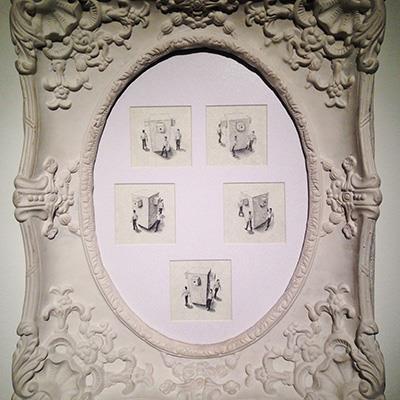 حامد صحیحی | مداد روی کاغذ | 30 × 40 سانتیمتر | قیمت 4,500,000 تومان، تخفیف در نمایشگاه شبتاب 3,150,000 تومان