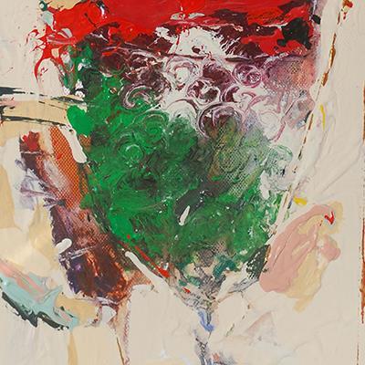شهریار احمدی | رنگ روغن روی بوم | 24 × 30 سانتیمتر |  قیمت 4,000,000 تومان، با 30% تخفیف در نمایشگاه شبتاب 2,800,000 تومان  فروخته شد