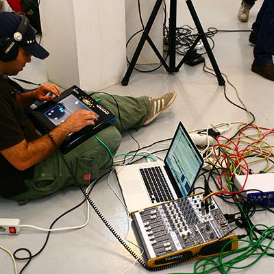 The 11   Audiovisual Performance