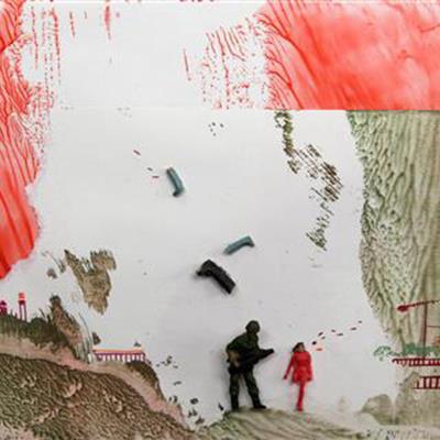 نسیم تقیپور | ترکیب مواد | 12 × 10 سانتیمتر |  | قیمت 500,000 تومان، با 30% تخفیف در نمایشگاه شبتاب 350,000 تومان