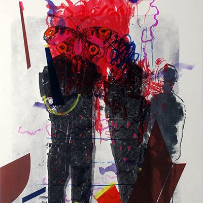 فواد شریفی | چاپ سیلک | 44 × 60 سانتیمتر | تکنسخه | قیمت 1,400,000 تومان، تخفیف در نمایشگاه شبتاب 980,000 تومان