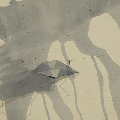 ستاره ارشلو | مرکب روی کاغذ | 114 × 76 سانتیمتر | قیمت 1,200,000 تومان، با 30% تخفیف در نمایشگاه شبتاب 840,000 تومان