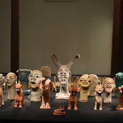 نمای نمایشگاه