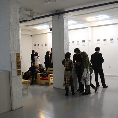 افتتاحیه نمایشگاه