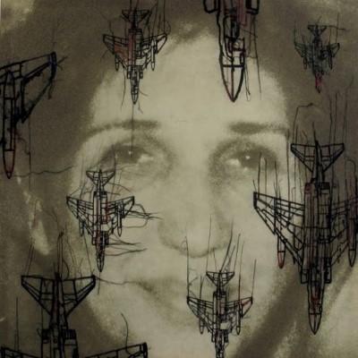 اثر رزیتا شرفجهان در موزه بیلوتی شهر کوزنتسا