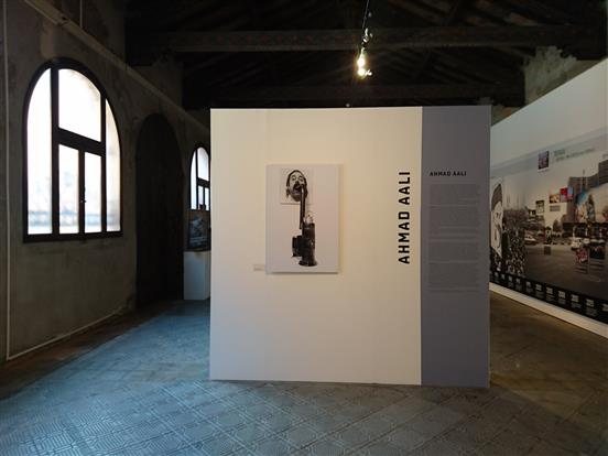 آثار احمد عالی در فتوگرفیا اروپا 2018