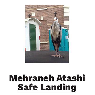 Mehraneh Atashi, Safe Landing at HIT Gallery, Bratislava