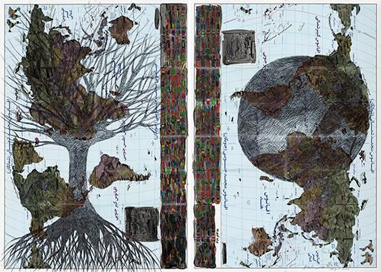 اثر خوانشپریشی غزال رادپی در فهرست نهایی جایزه بنیاد هنری ساورین
