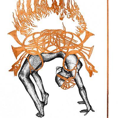 نوید عظیمی سجادی، نمایشگاه افرادی «پل» در شهر ترنتو ایتالیا