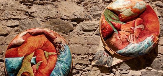 نمایشگاه «جاودانگی» در استانبول با آثاری از هنرمندان ایرانی و ترکیهای