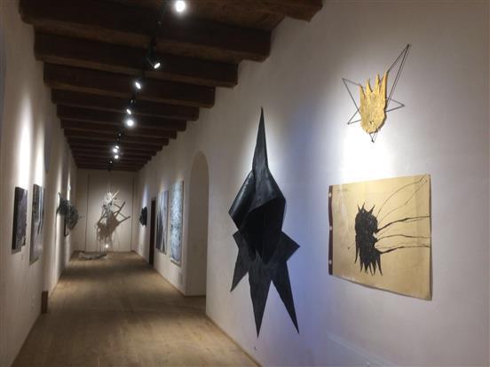 اثر نوید عظیمی سجادی در مجموعه دائمی موزه باکسآرت
