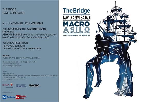 MARCO hosts a series of events and project by Navid Azimi Sajadi