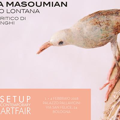 Saba Masoumian - A Distant Echo