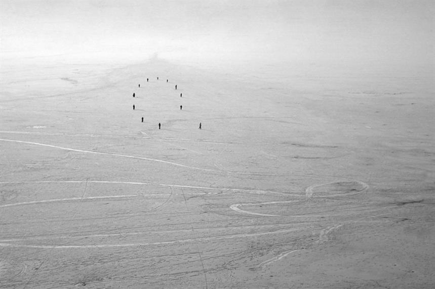 پناهجویان | عکس | 30 × 20 سانتیمتر